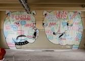 Streetart und Graffiti Festival IBUg IndustrieBrachenUmGestalltung 2011