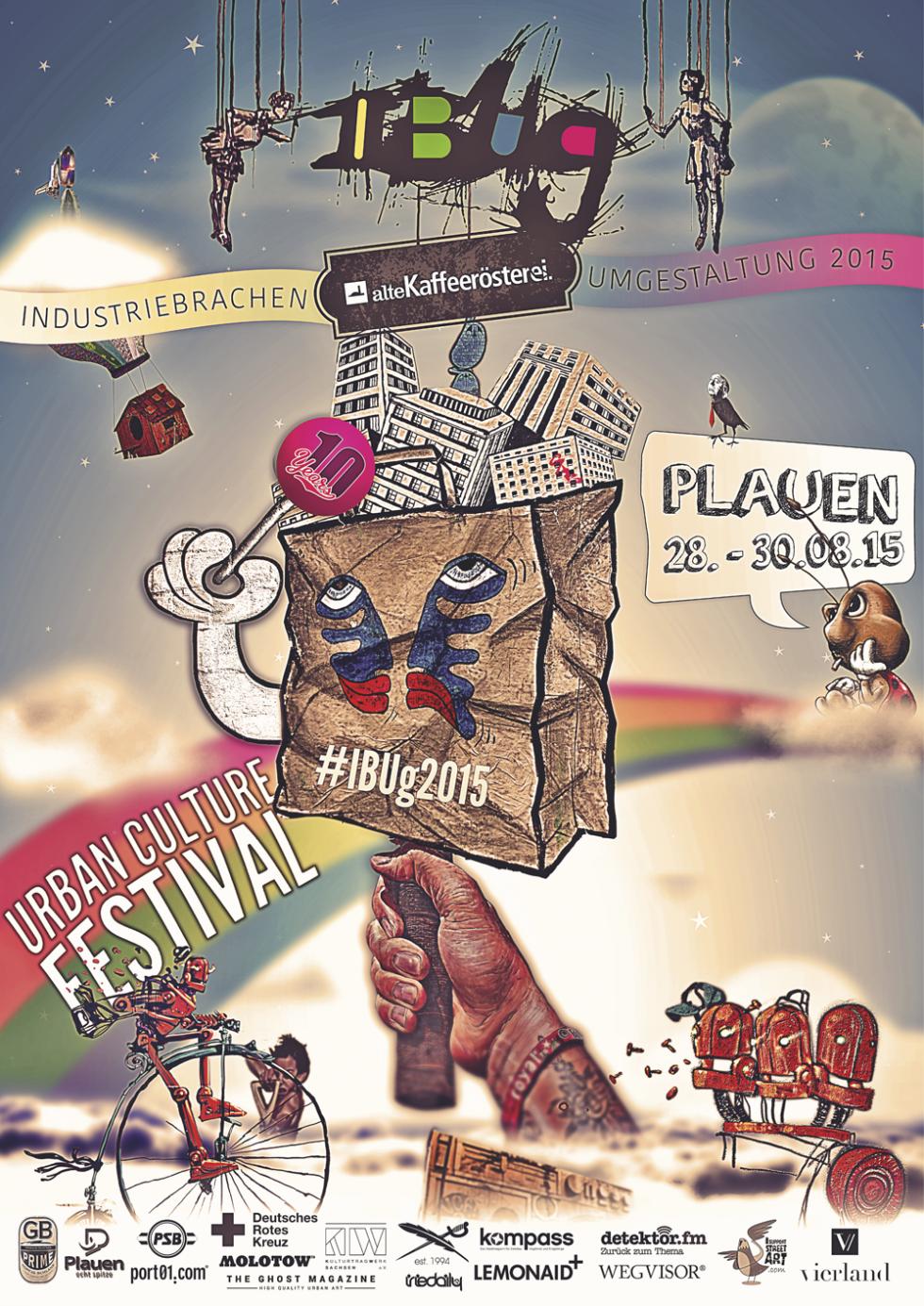 IBUg 2015 - Plakat