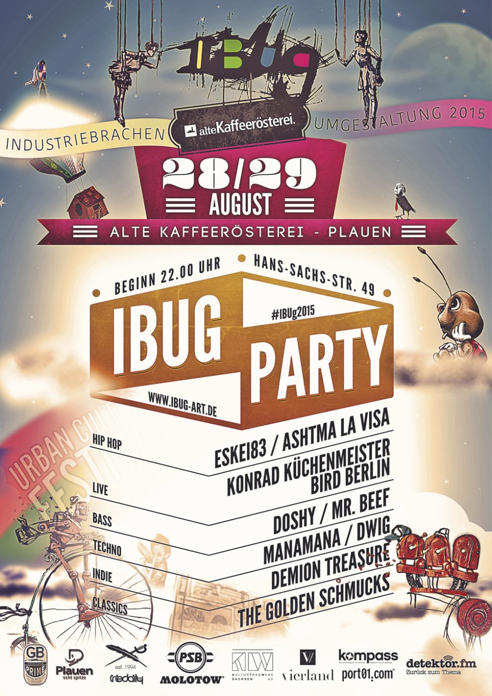 IBUg 2015 - Party